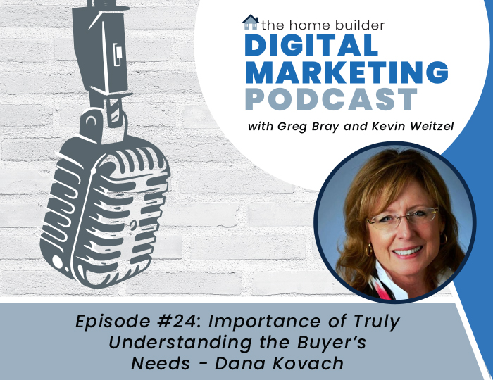 Importance of Truly Understanding the Buyer's Needs - Dana Kovach