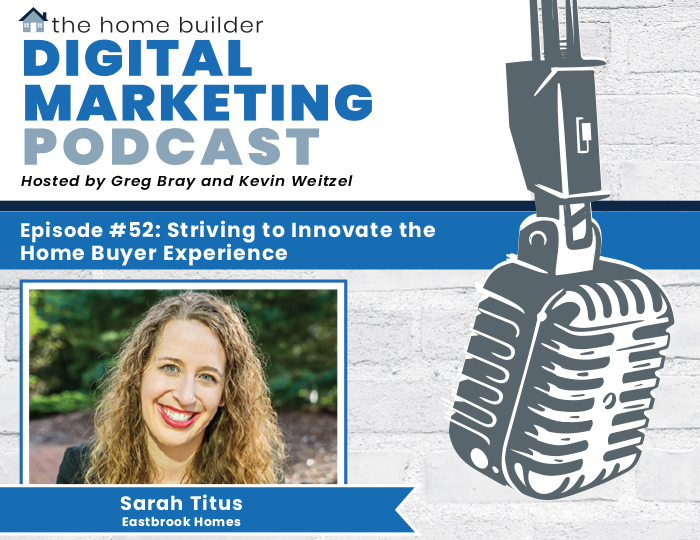 Striving to Innovate the Home Buyer Experience - Sarah Titus