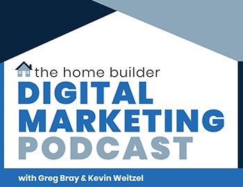 Home Builder Digital Marketing Podcast Episode Logo